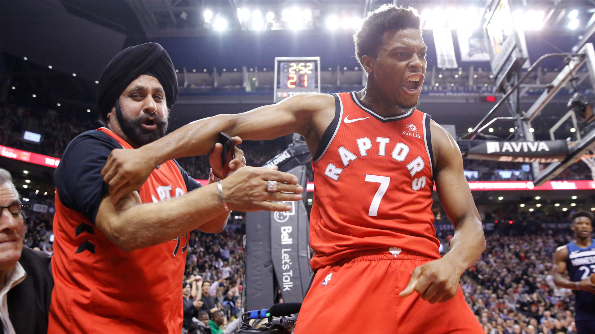 Raptors News: Q&A: Raptors' Superfan Nav Bhatia Talks DeRozan's Return