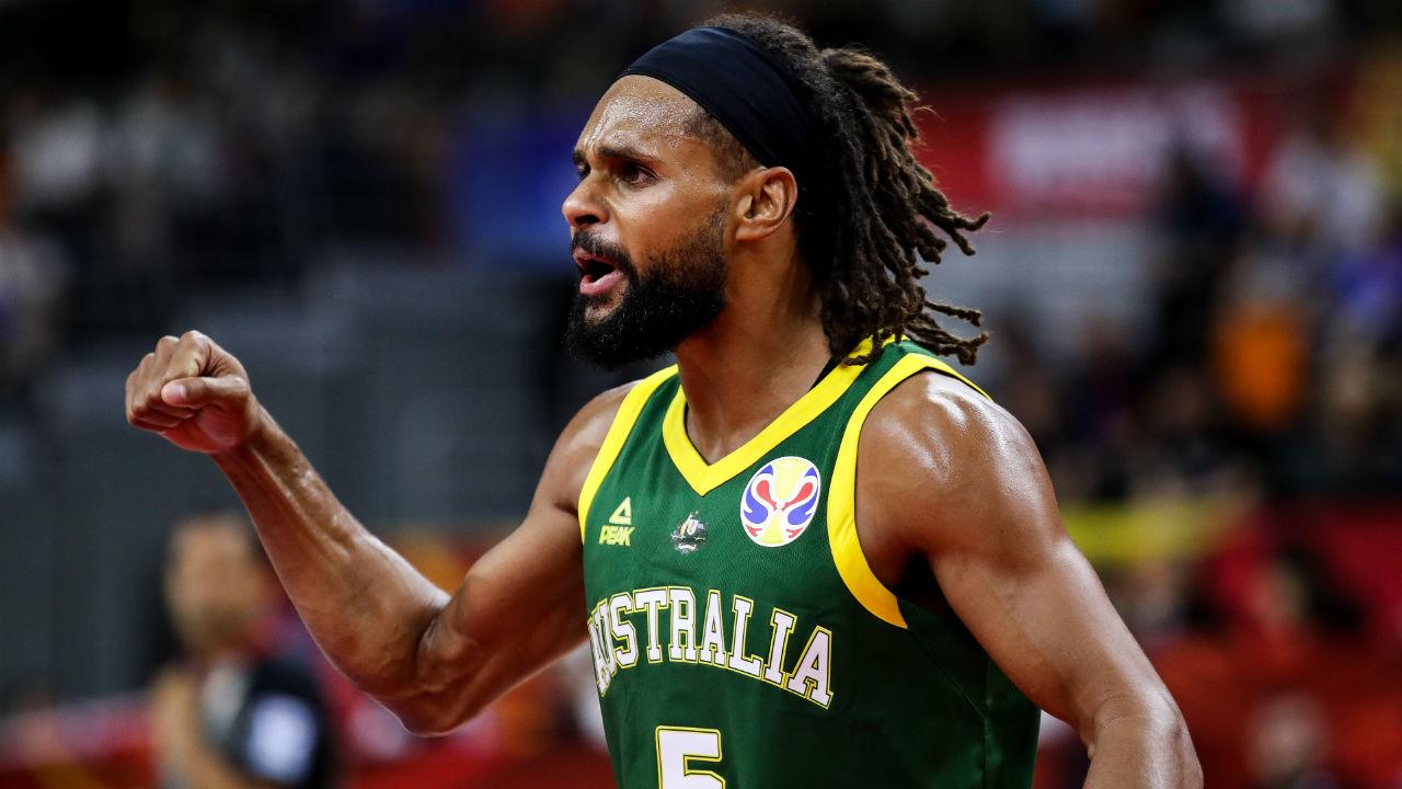 FIBA Basketball World Cup 2019: Australian Boomers rise to third in latest FIBA world rankings