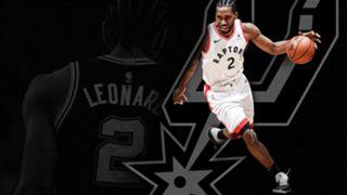Will Kawhi Leonard repeat history from the 2014 NBA Finals?