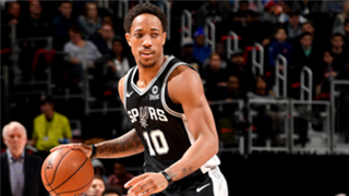 DeMar DeRozan and the Spurs are the NBA's hottest team