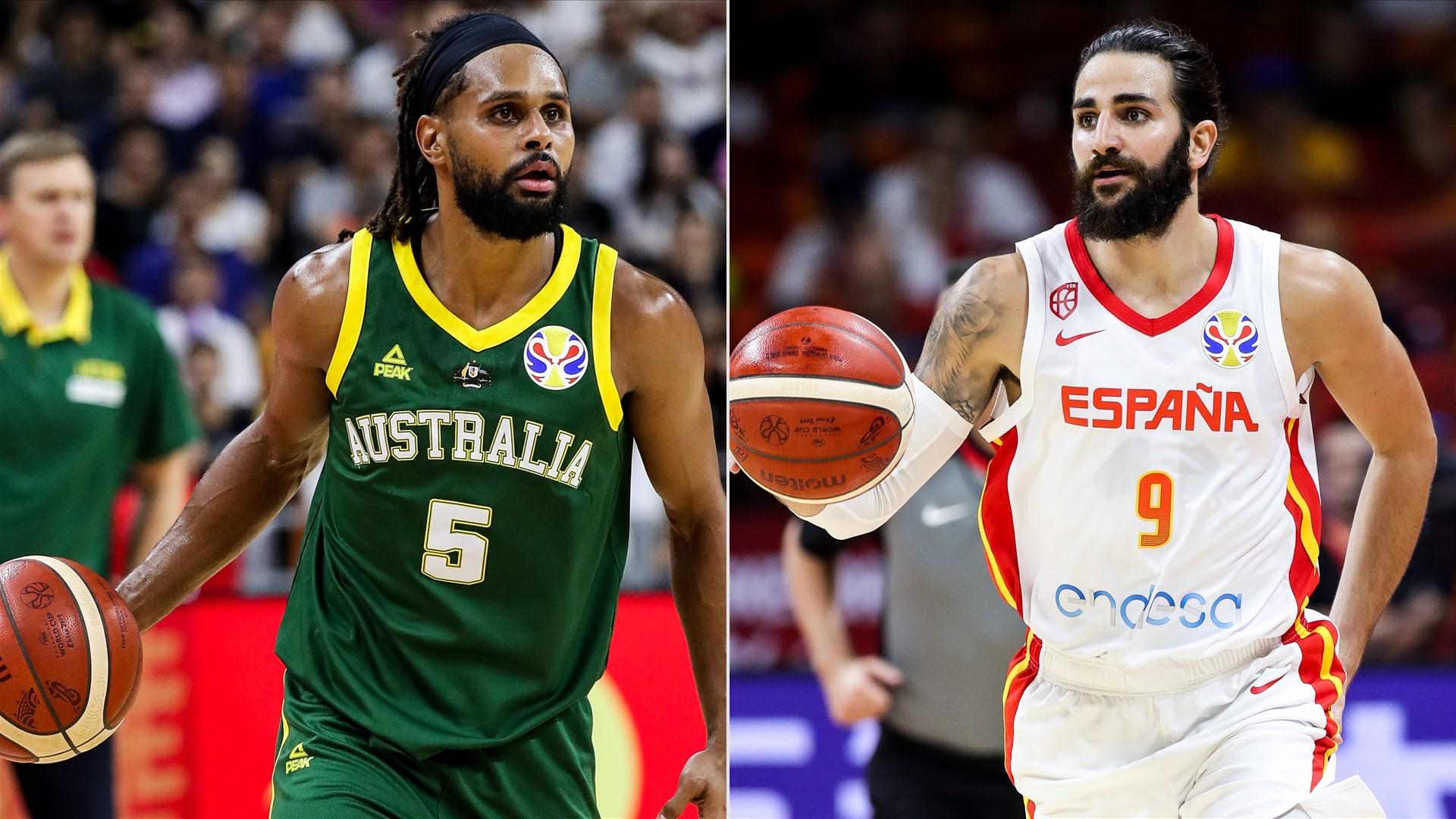 Fiba Basketball World Cup 2019 Australian Boomers Vs