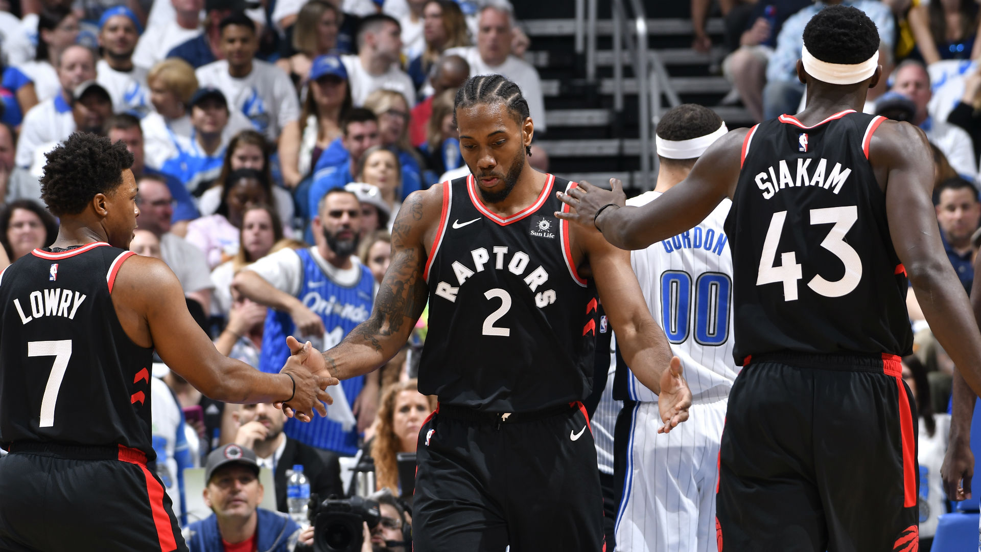 NBA Playoffs 2019: Five takeaways from the Toronto Raptors' commanding Game 4 win over the Orlando Magic