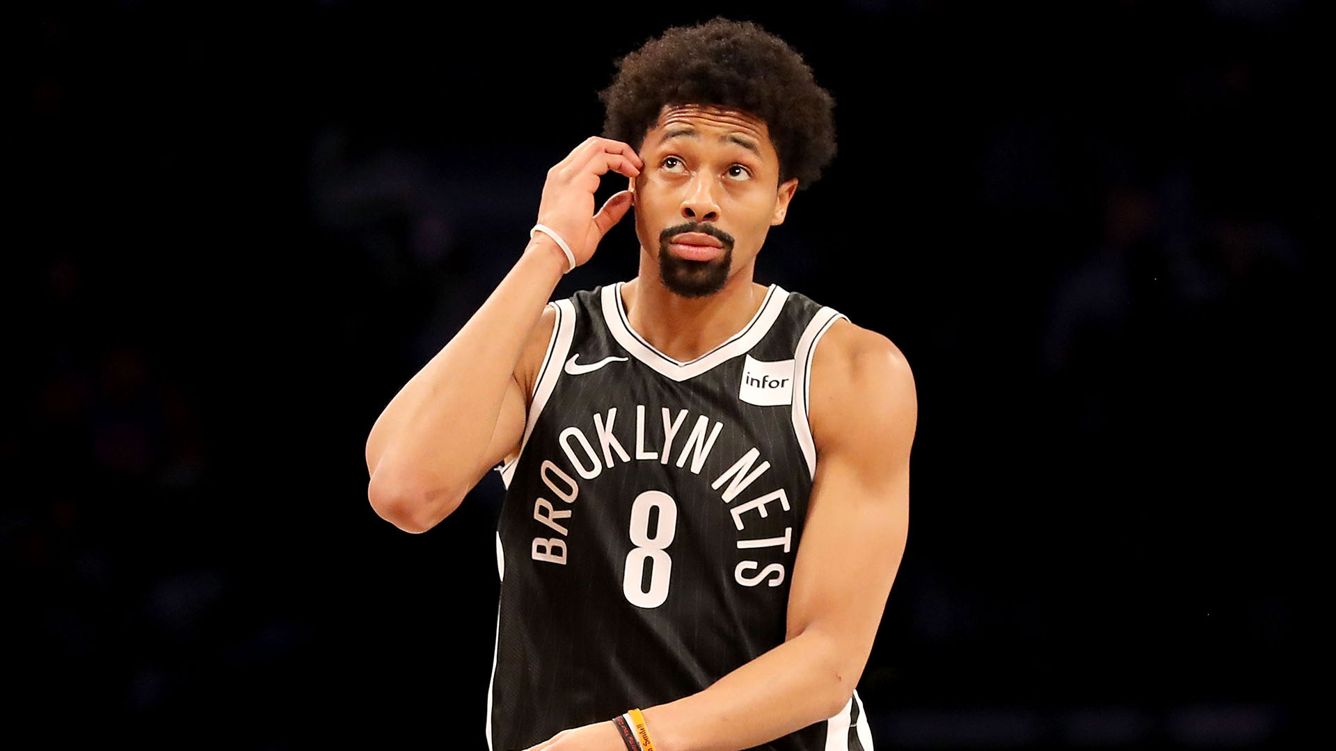 Spencer Dinwiddie Brooklyn Nets