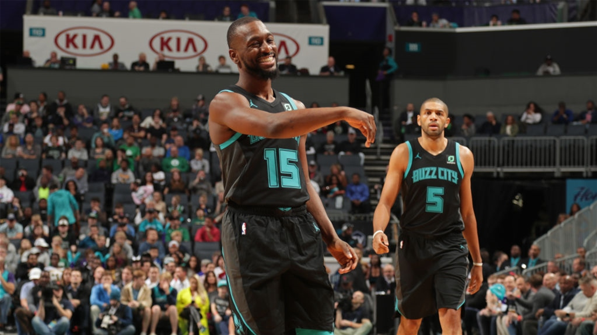 402a03bbb30e70 Hornets  Kemba Walker s 60-point night reminds us how great he is and how  far they are from a championship