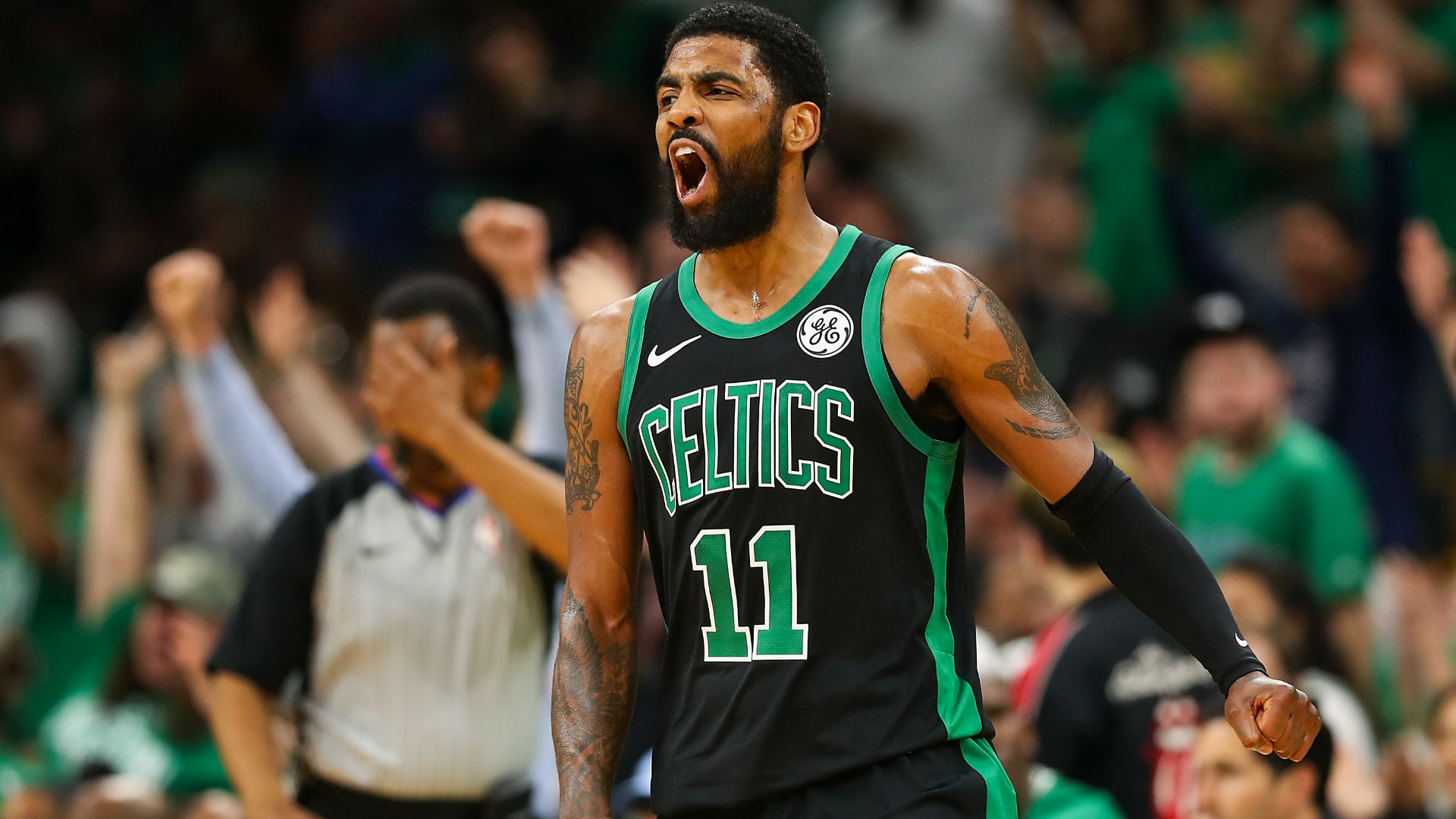 NBA Playoffs 2019: Irving Says 'it's Important Not To Put