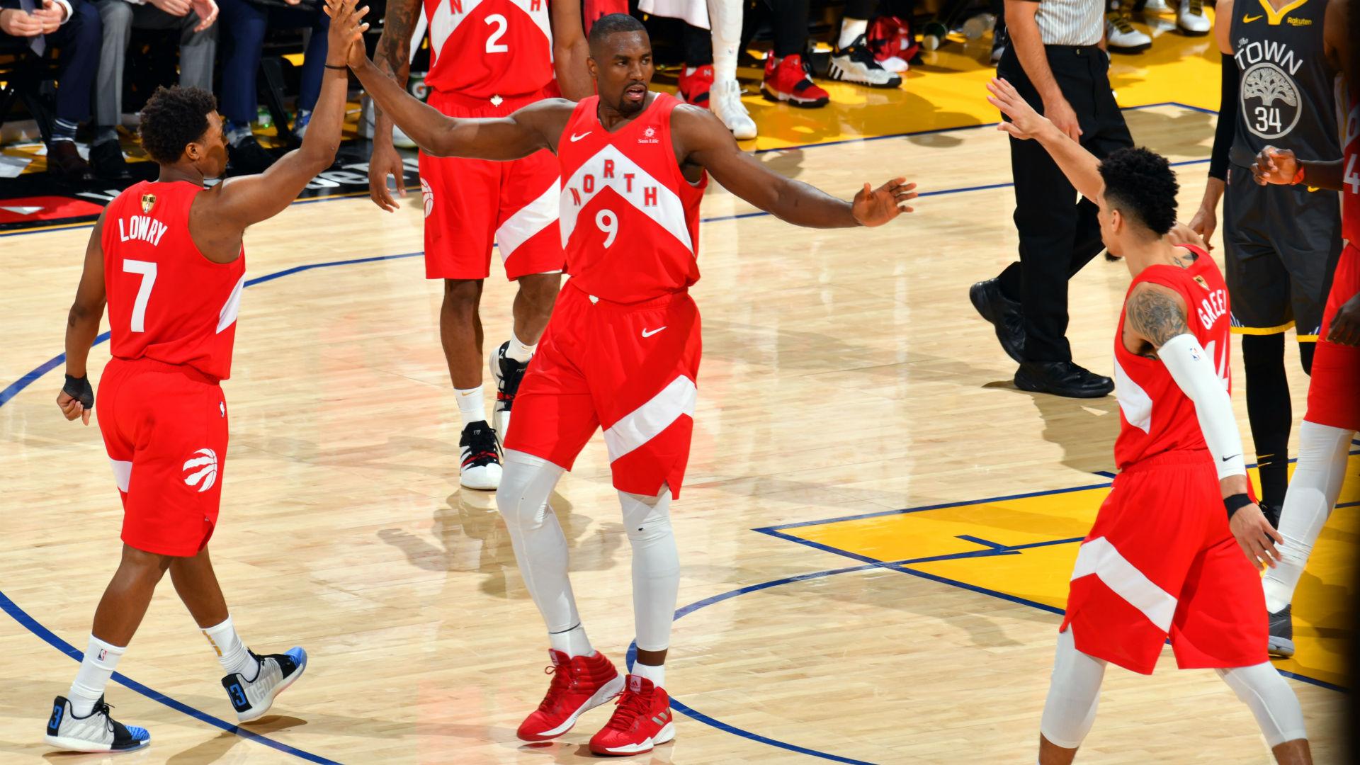 Nba Finals 2019 Golden State Warriors Vs Toronto Raptors