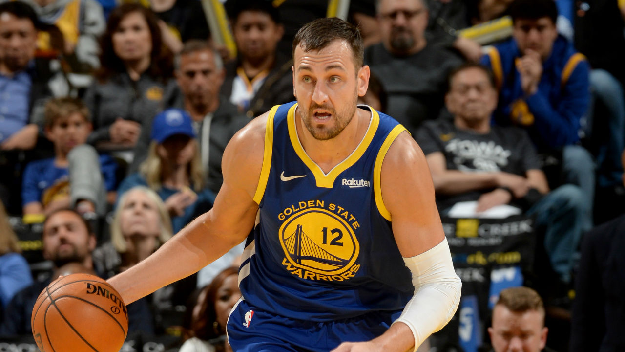 NBA Playoffs 2019: Steve Kerr praises Bogut's seamless transition into Warriors' lineup - 'Andrew is a brilliant basketball mind'