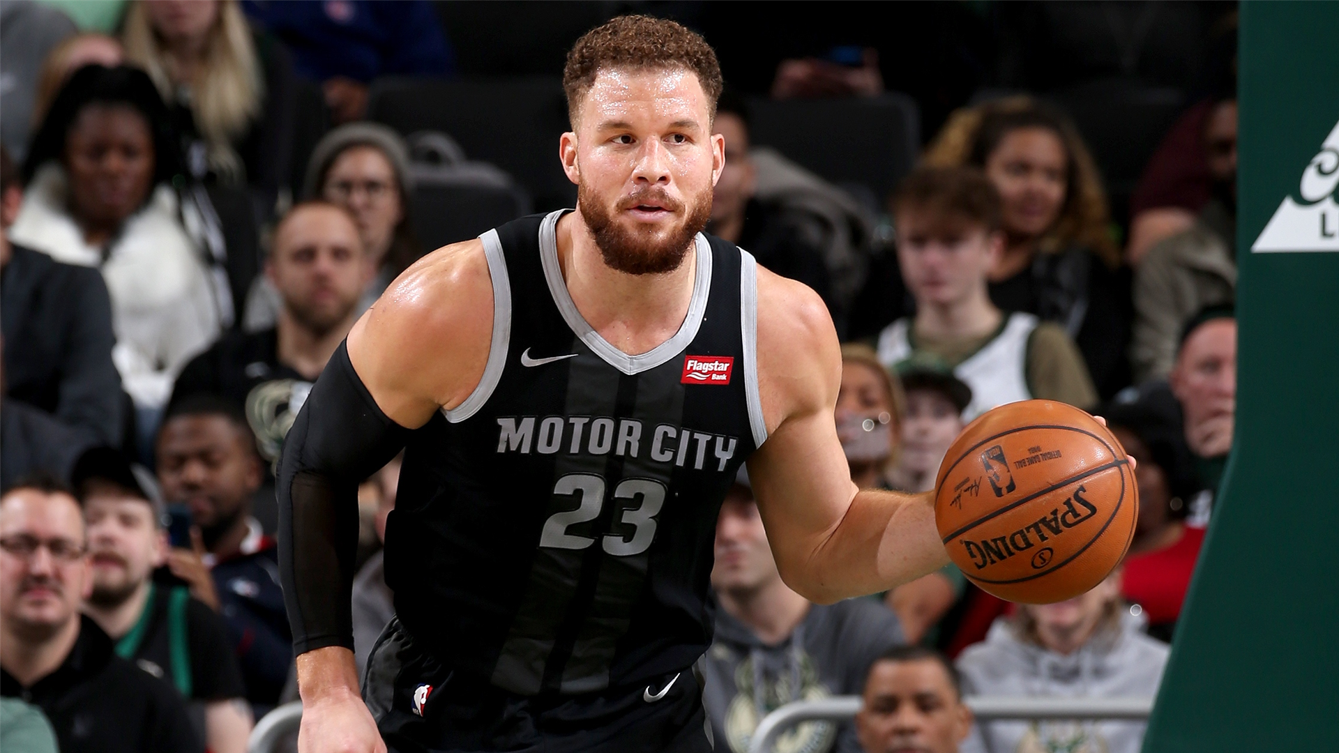 Report Blake Griffin Could Possibly Miss First Round