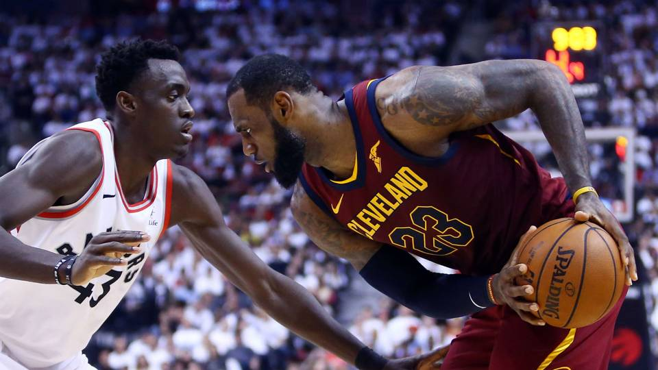 The biggest factors that decided Game 2 of Raptors vs. Cavaliers