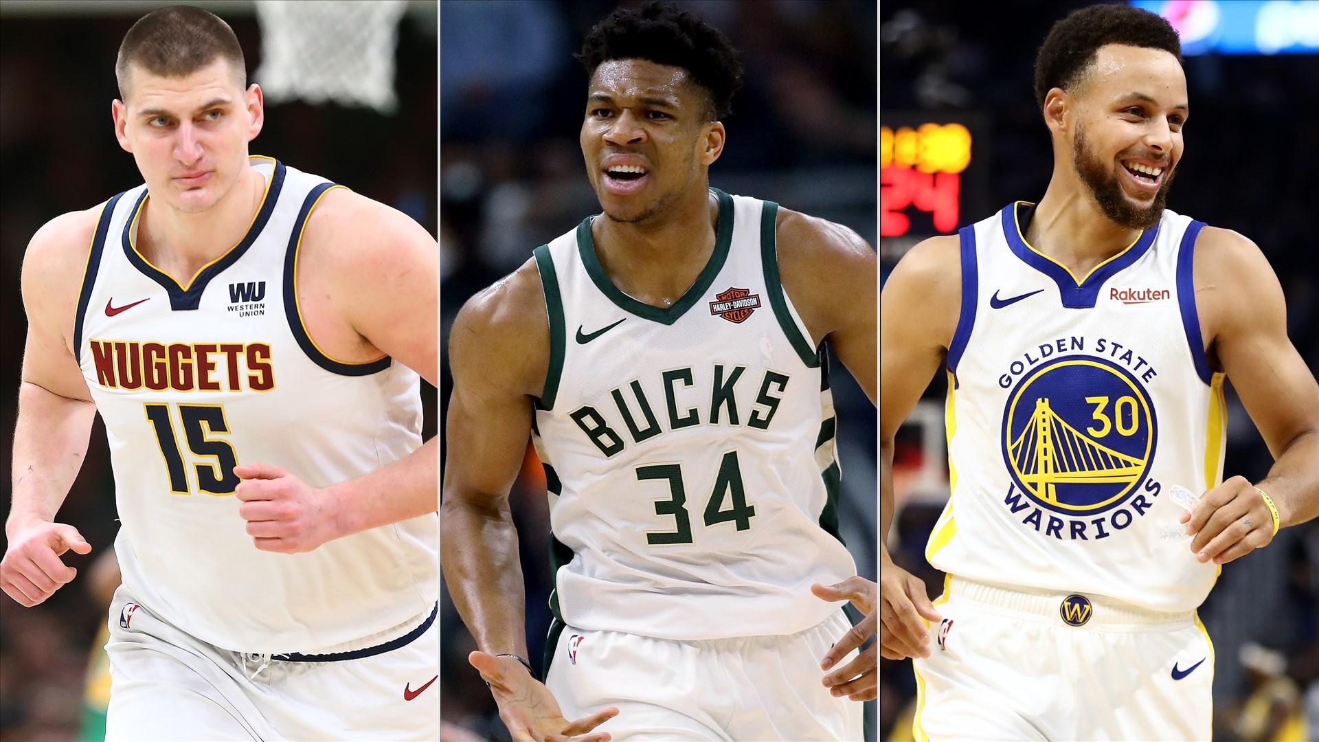 Who will win MVP in the 2019-20 NBA season?