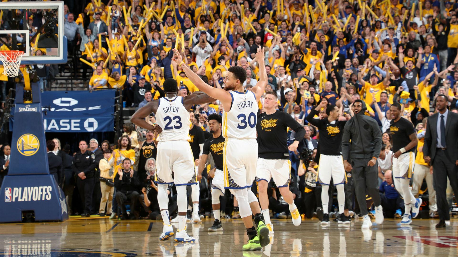 NBA Playoffs 2019: Houston Rockets Vs. Golden State
