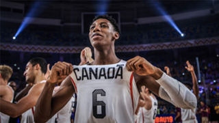 R.J. Barrett could be Canada's next star
