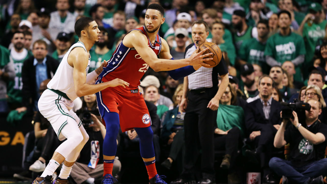 0a37921178a NBA 2K ratings revealed for Ben Simmons