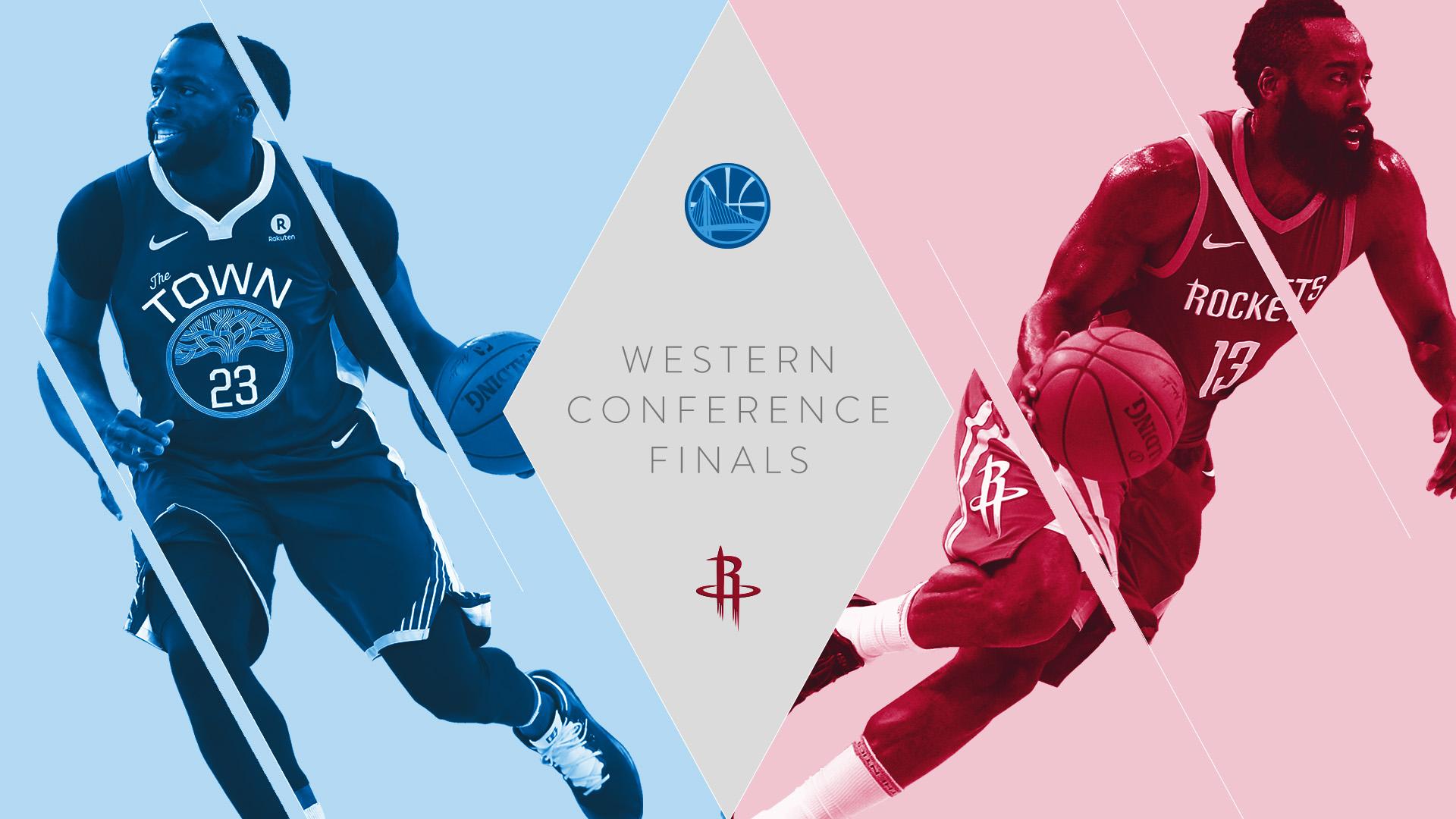 Warriors take advantage of Rockets' cold streak, win Game 7 in Houston | NBA.com