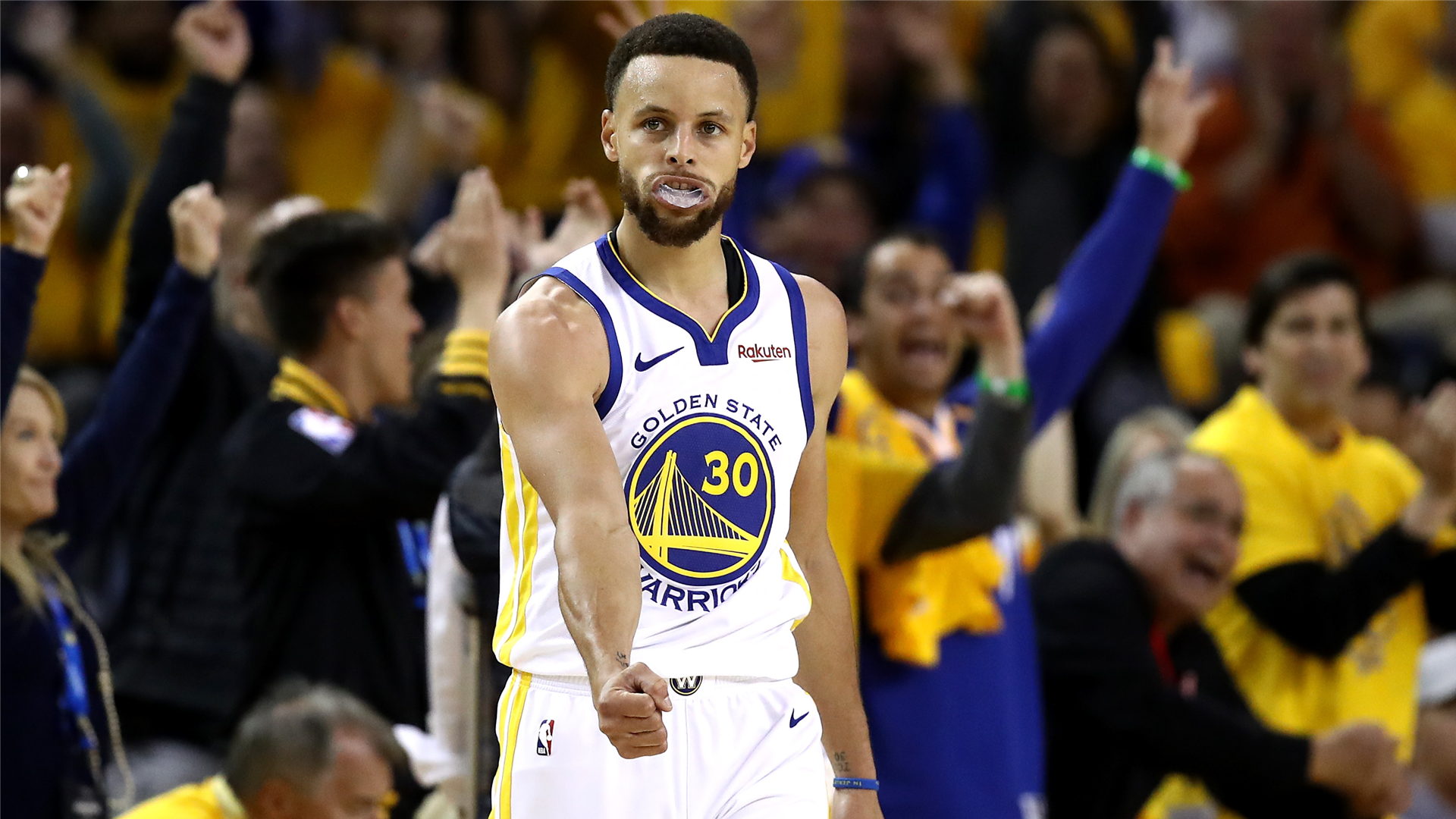 Nba Playoffs 2019 Golden State Warriors Vs Portland