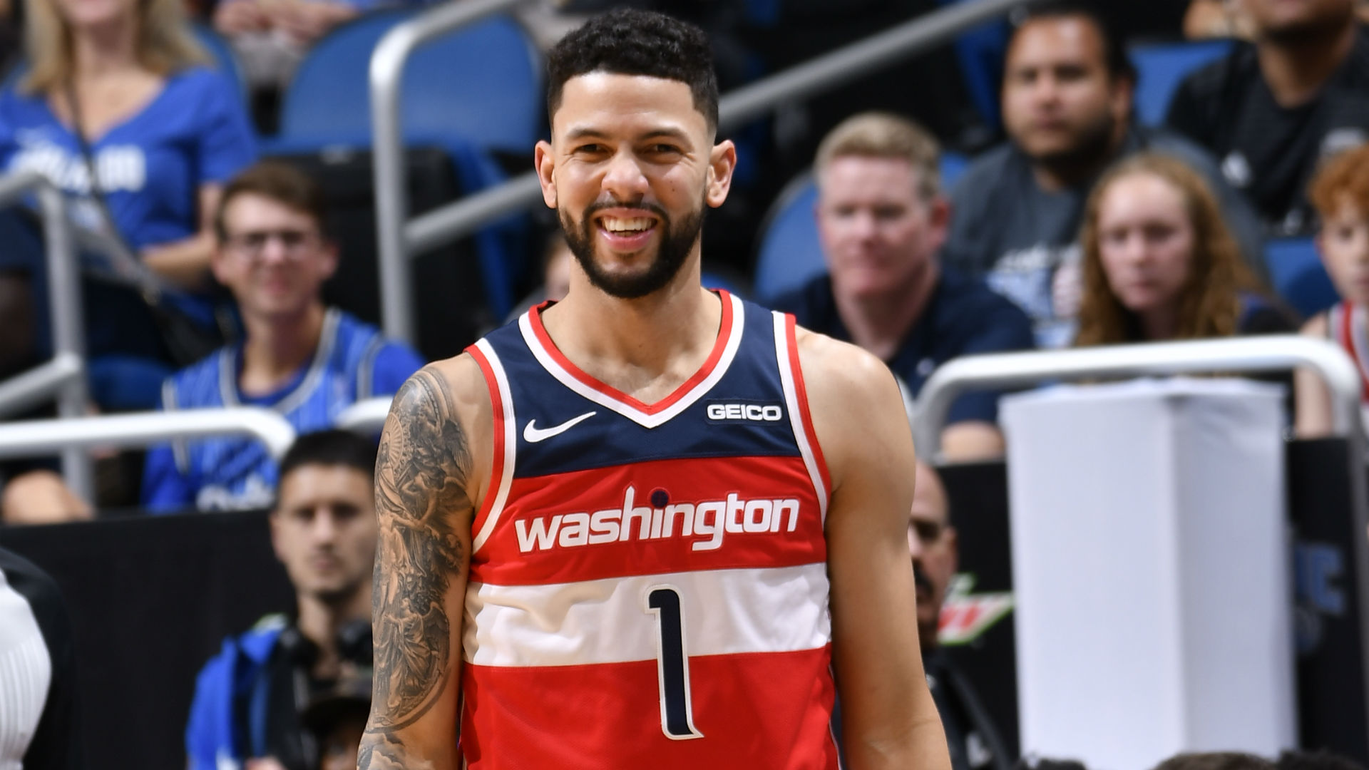 Report Houston Rockets Reach Agreement With Austin Rivers Nbacom