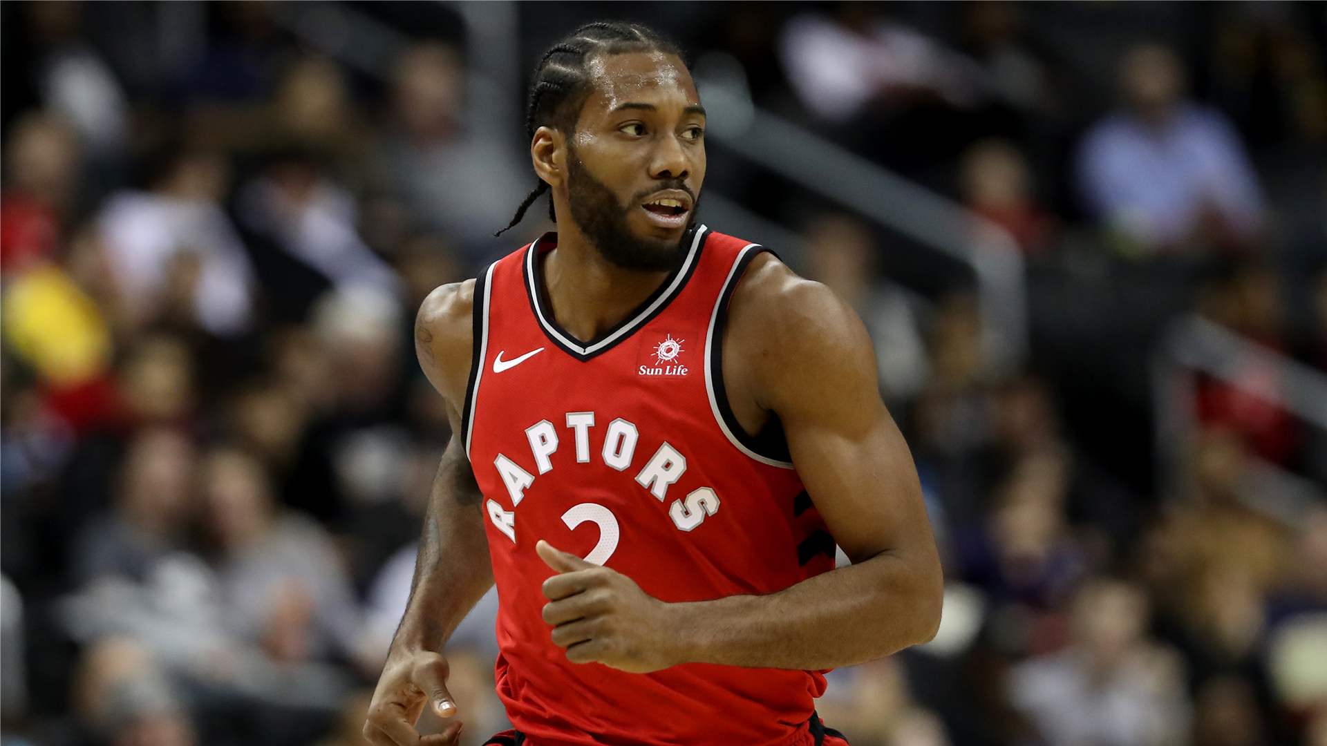 cd4472c32fb Four takeaways as the Raptors hold off the Wizards in double overtime  thriller