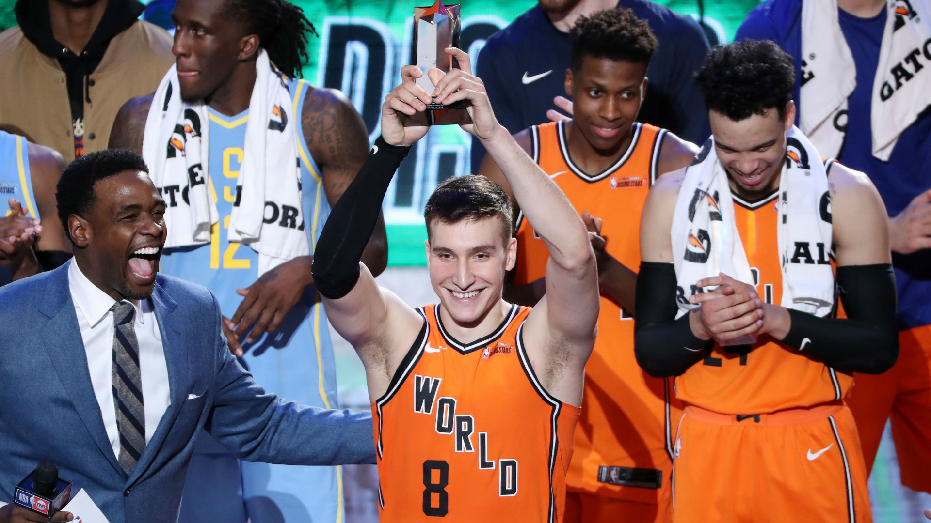 NBA Rising Stars Challenge Who Has Won MVP
