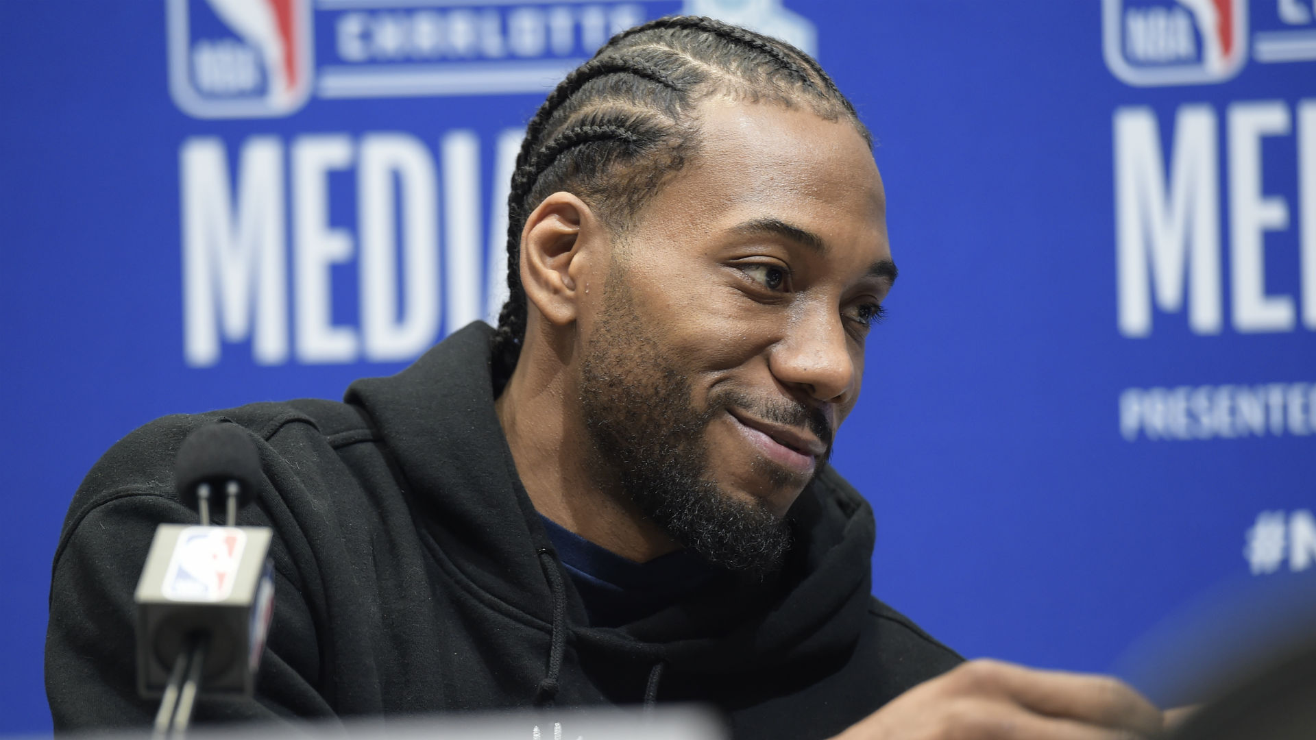 Kawhi Leonard on Raptors: 'I think we have a good chance of getting to the Finals'