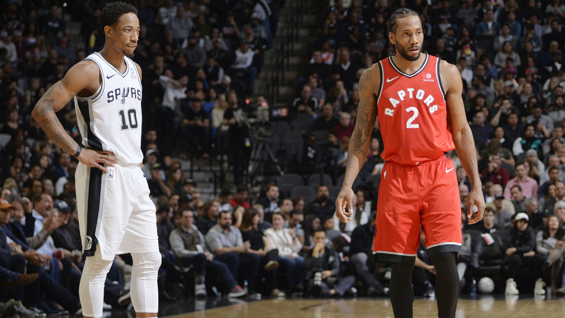 Four takeaways from Spurs big win over Raptors in first ...