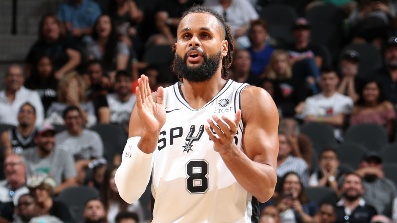 When do Aussies play in the opening week of 2018/19 NBA season