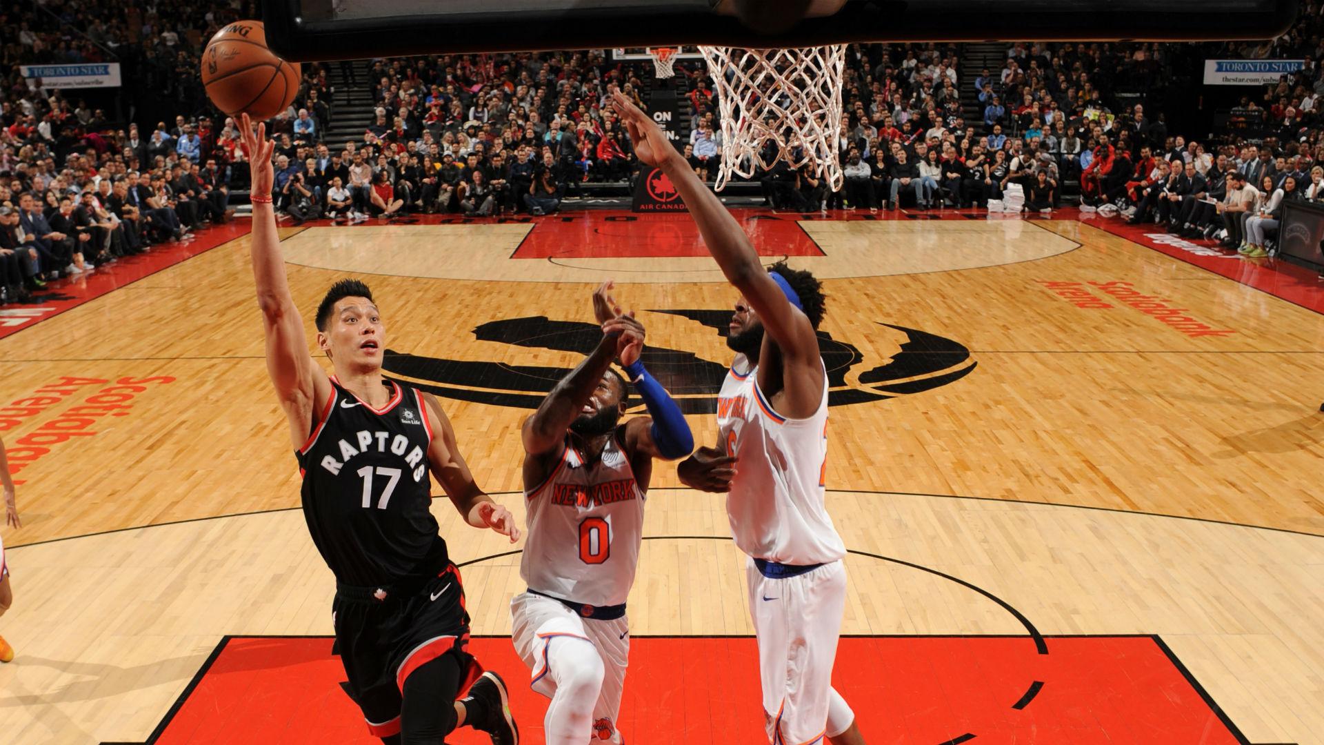 Jeremy Lin Raptors: Takeaways From Raptors 36-point Win Over Knicks