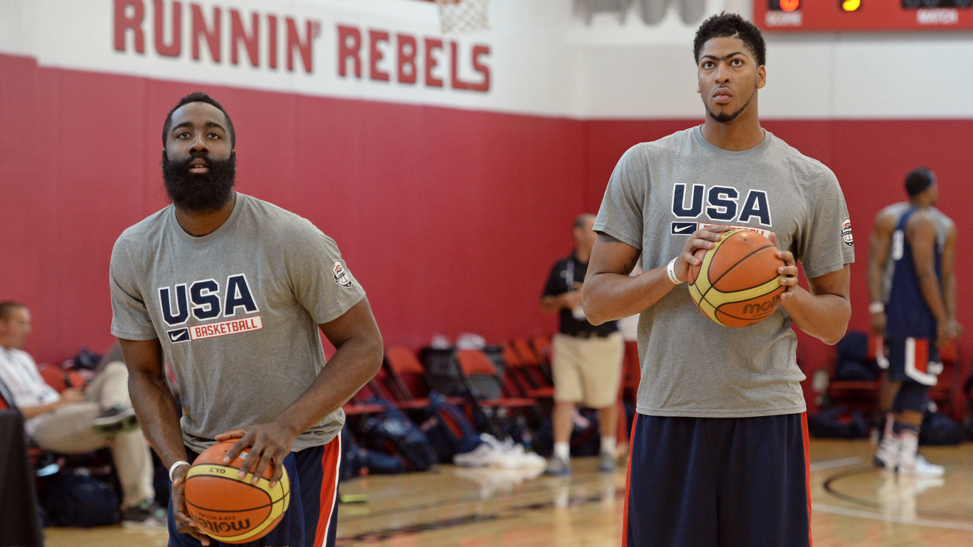 FIBA World Cup 2019: James Harden, Anthony Davis among names withdrawn from Team USA