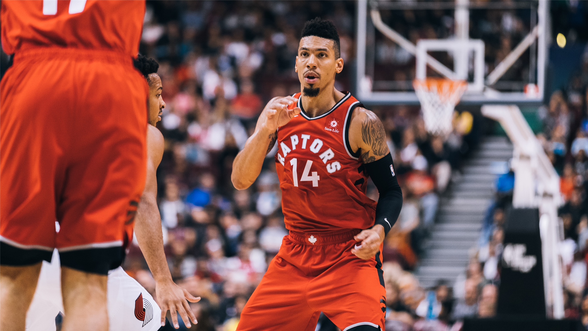 Danny Green Gives The Toronto Raptors A Huge Boost