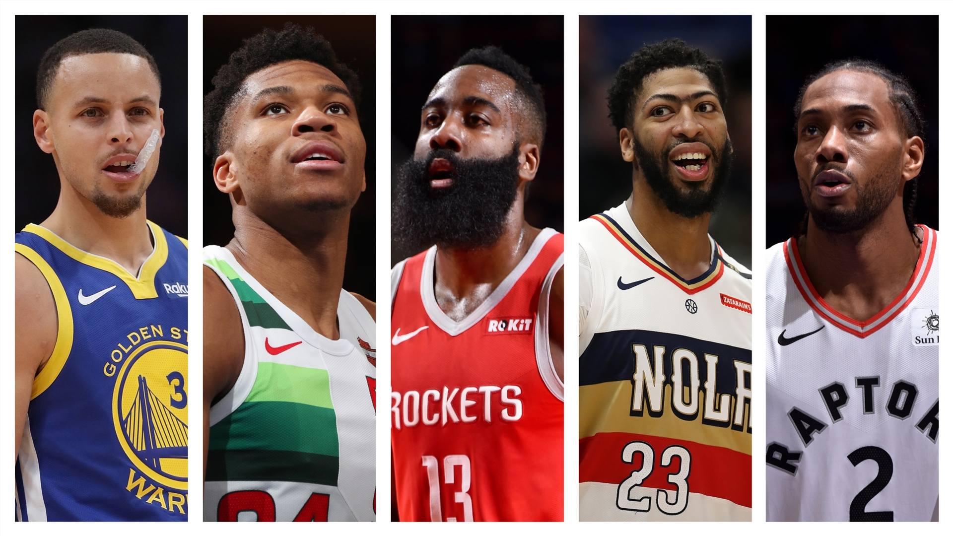 MVP Power Rankings: James Harden leads a historic class of MVP candidates