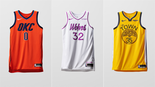 b7bc55afabc Nike introduces NBA  Earned  jerseys ahead of Christmas Day games ...