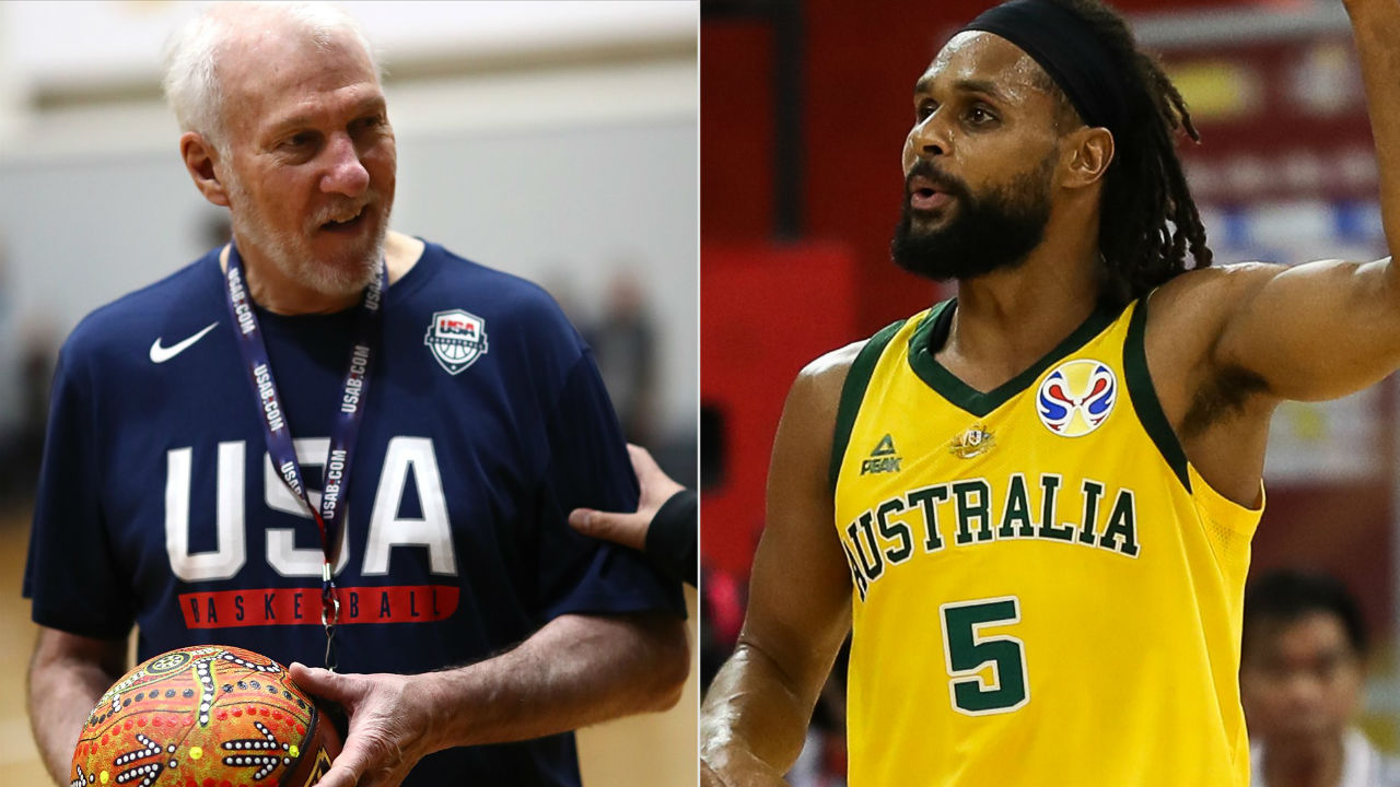 Patty Mills' Indigenous leadership a point of pride for coach Gregg Popovich