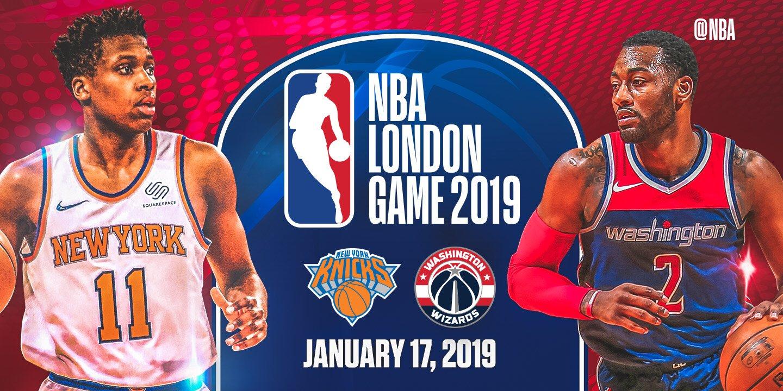 ¿Cuándo Y Quiénes Juegan El Partido De La NBA En Europa De
