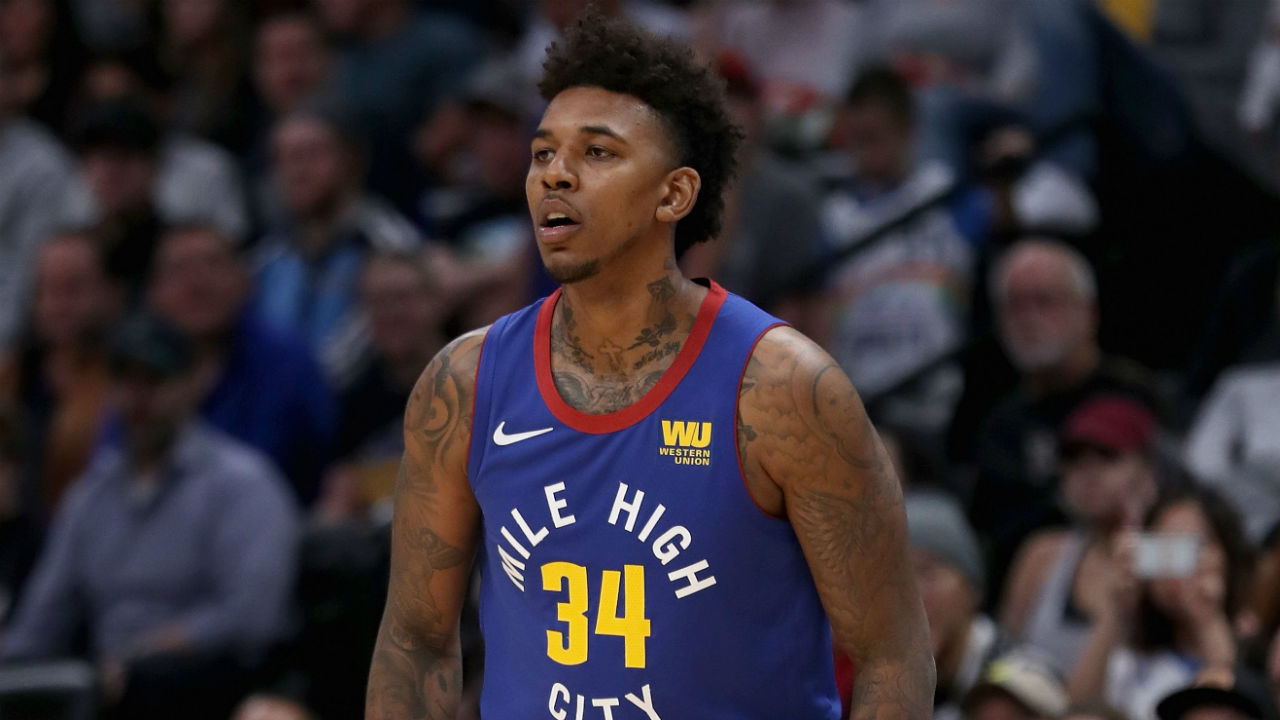 Denver Nuggets waive shooting guard Nick Young