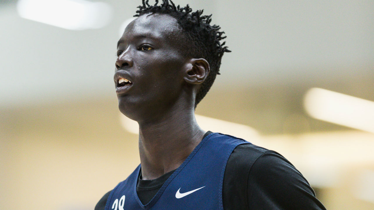 Canberra-based NBA Global Academy prospect Anyang Garang signs with Oklahoma Sooners