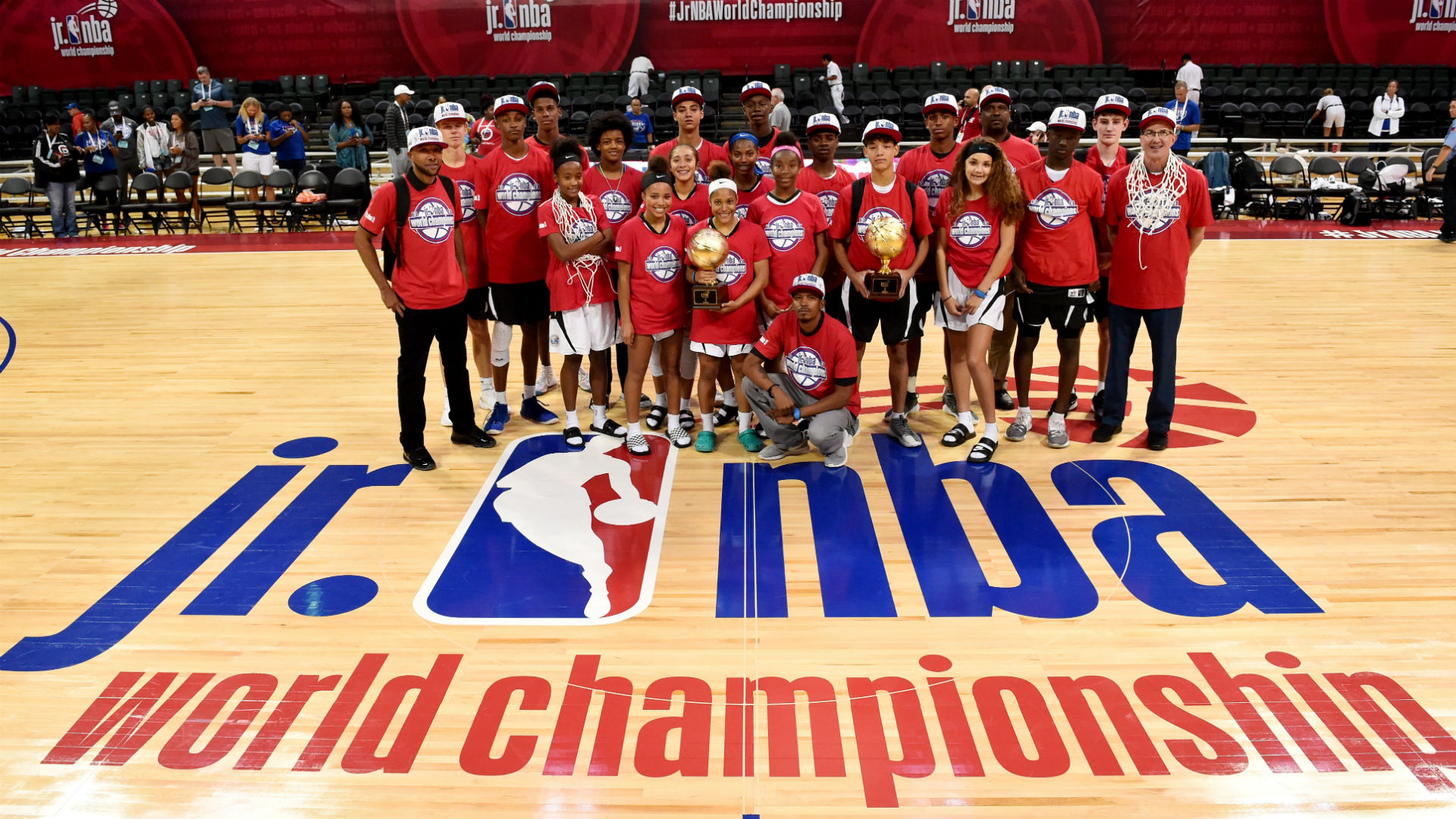 Jr. NBA Global Championship Qualifying Tournament Returns