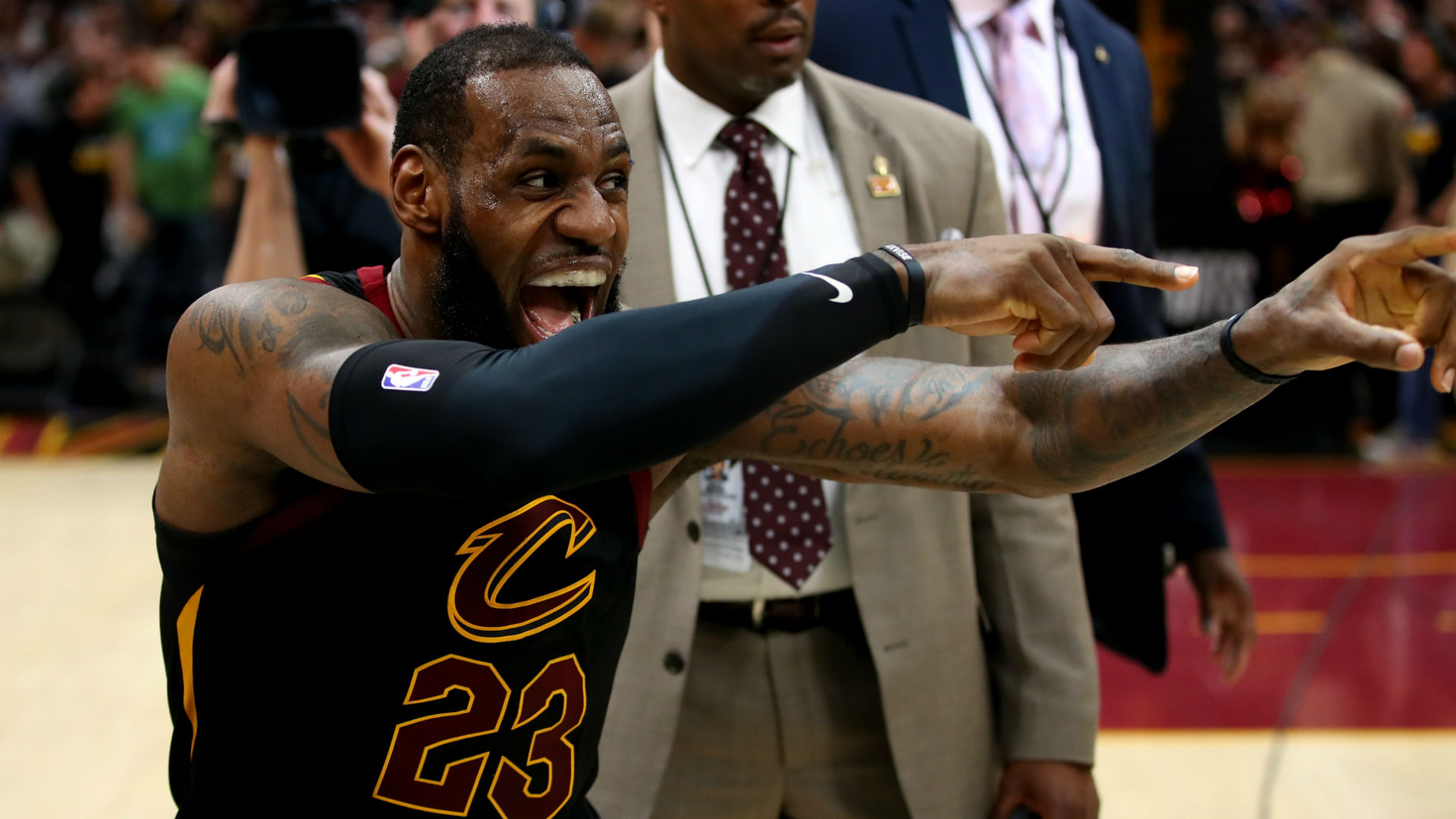 Blogtable: Will LeBron James win his 24th straight Eastern Conference playoffs series?   NBA.com