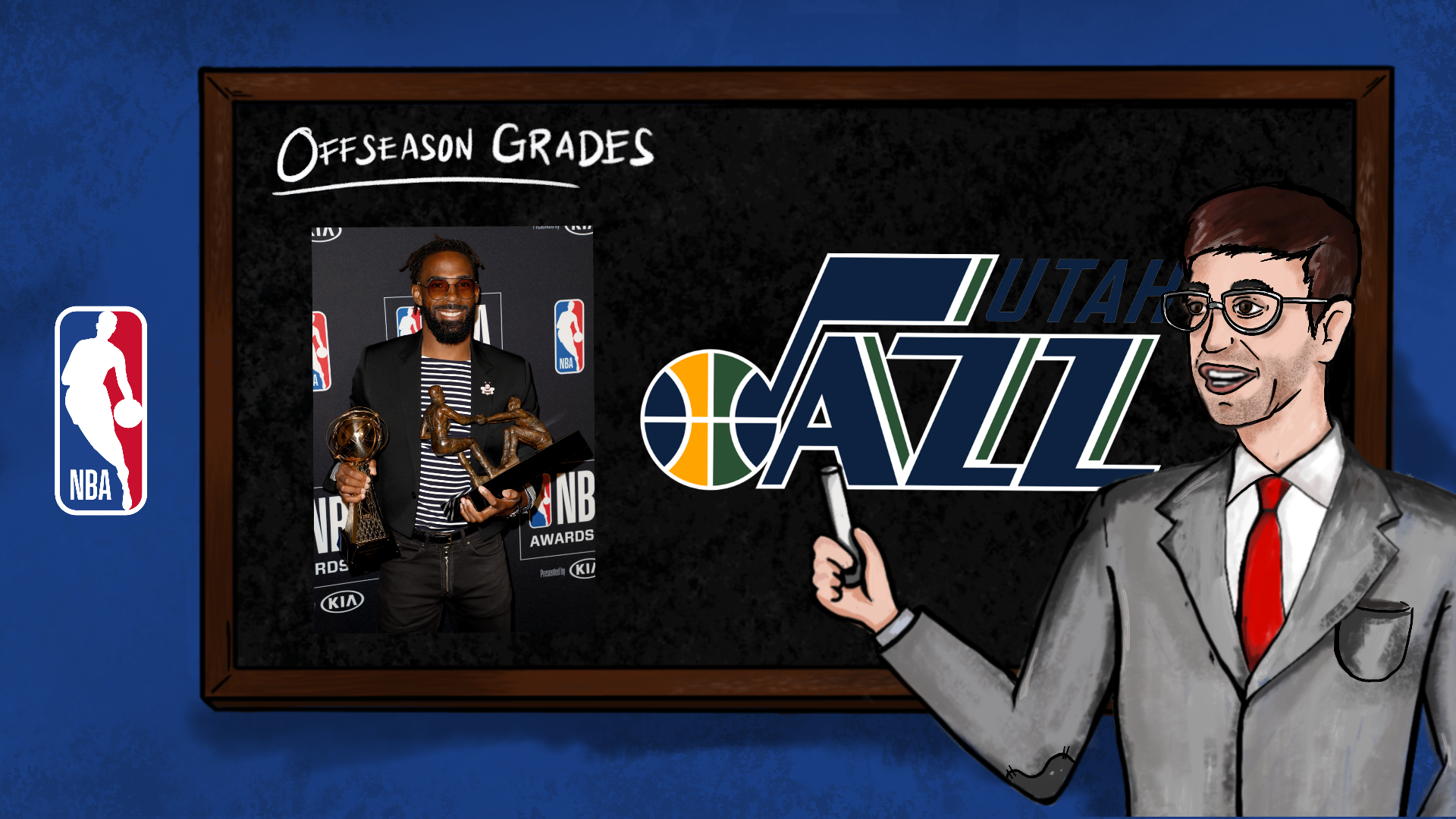 Offseason Grades: How the Utah Jazz became the West's stealth contenders