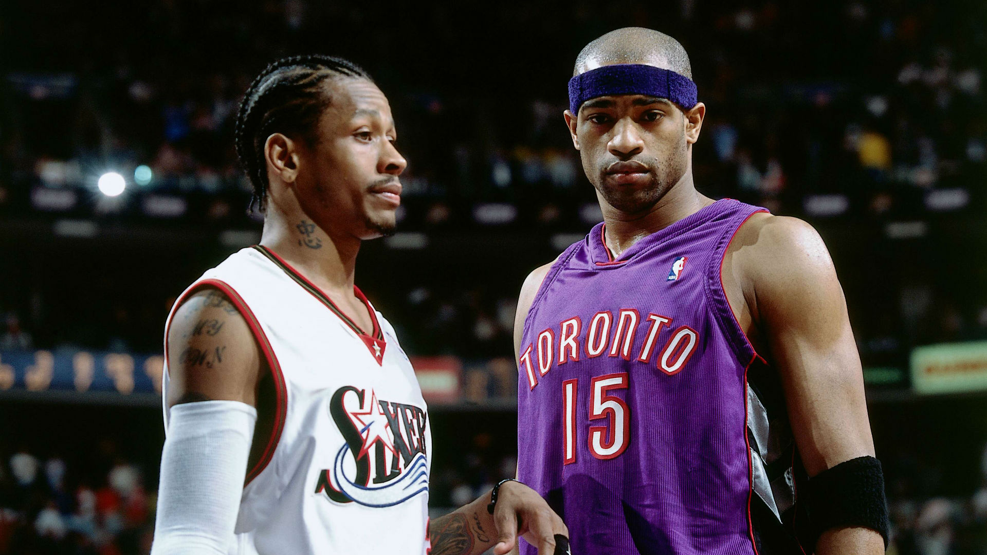 Vince Carter s best moments with the Toronto Raptors  4043f828c