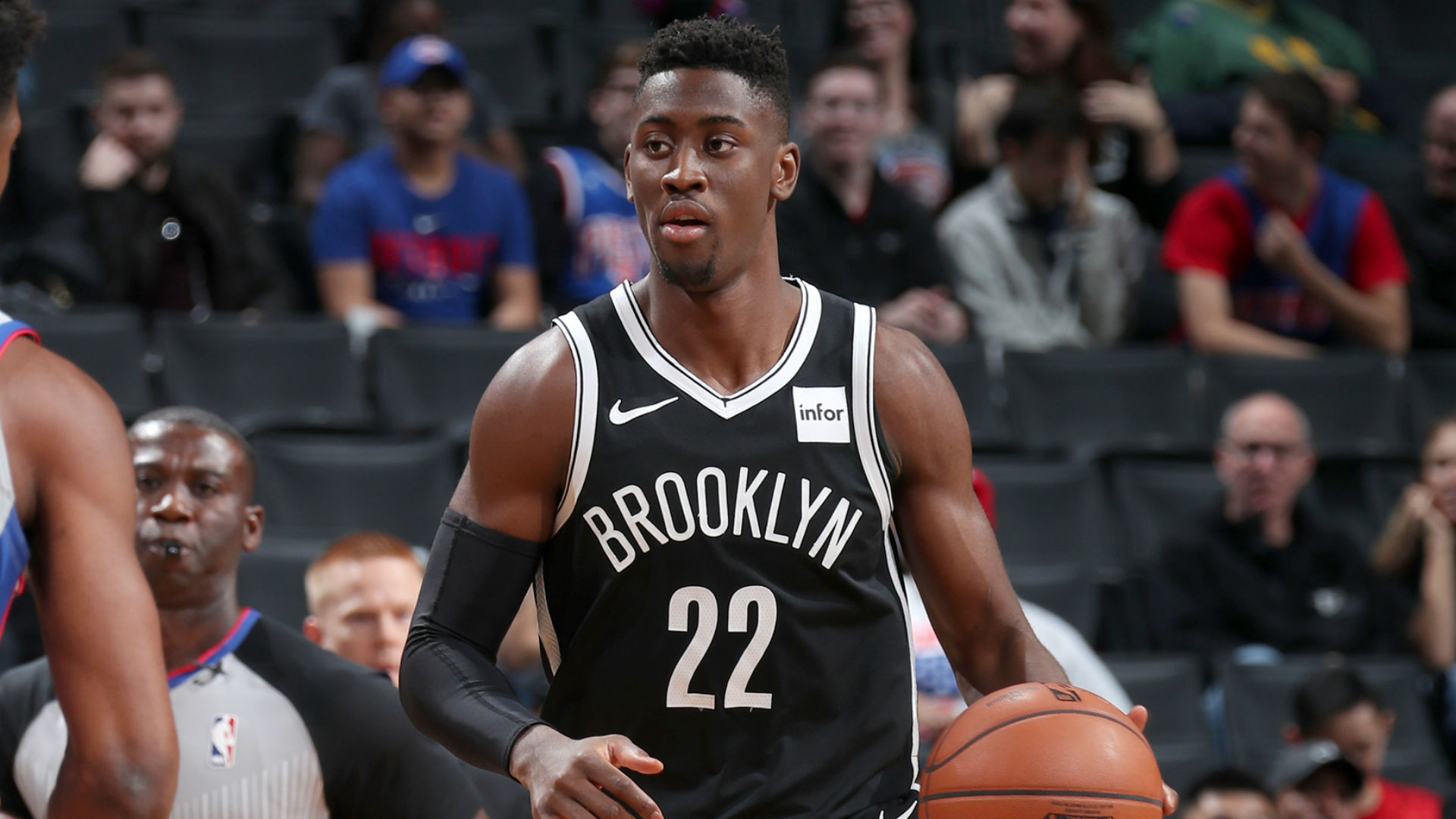 Brooklyn Nets guard Caris LeVert diagnosed with dislocated right foot, expected to return this season