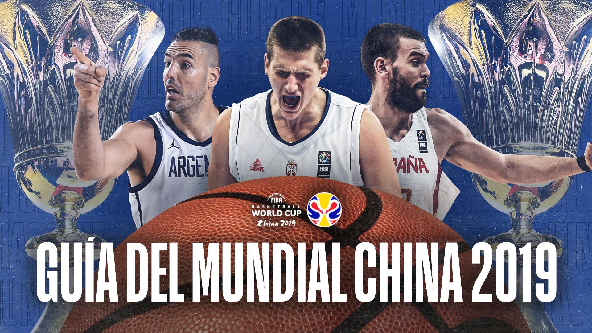 Calendario Mundial 2020.Guia Del Mundial De Baloncesto Fiba 2019 Grupos Plantillas