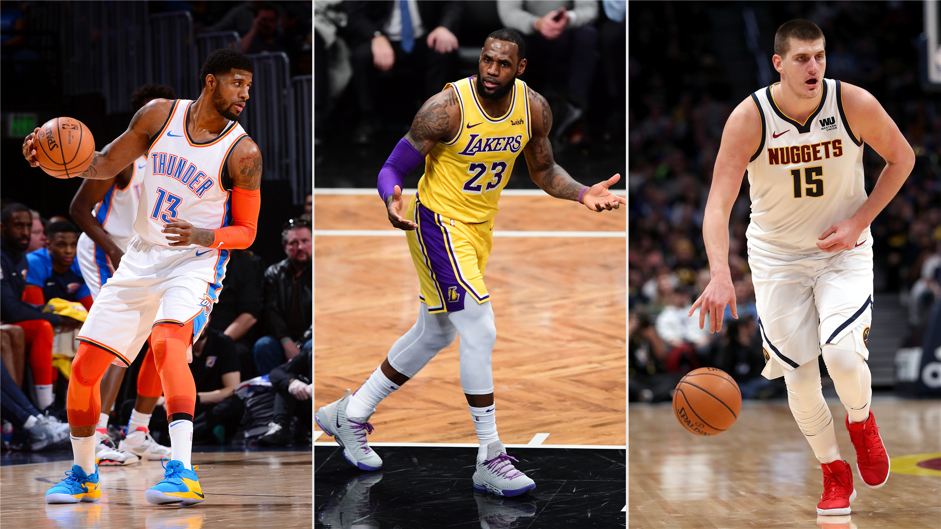 NBA All-Star Voting: Expert picks for Western Conference ...