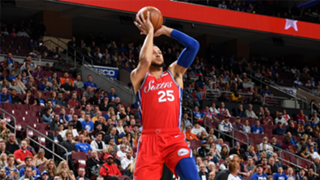Ben Simmons has not attempted a 3-pointer this season