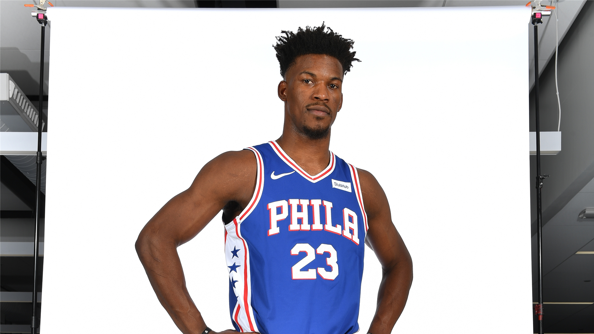 low priced 759c1 797f6 How Jimmy Butler fits in with the Philadelphia 76ers | NBA ...