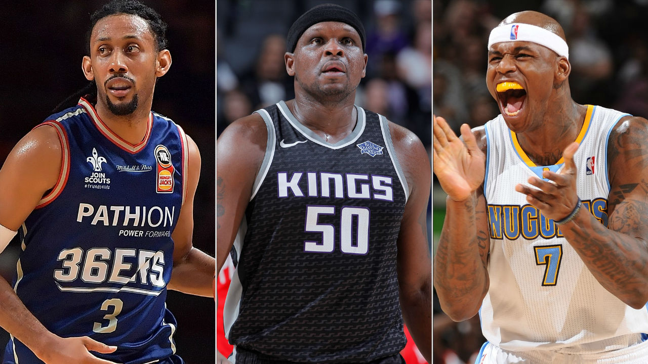 Josh Childress, Zach Randolph and Al Harrington invest in ownership of NBL's South East Melbourne Phoenix