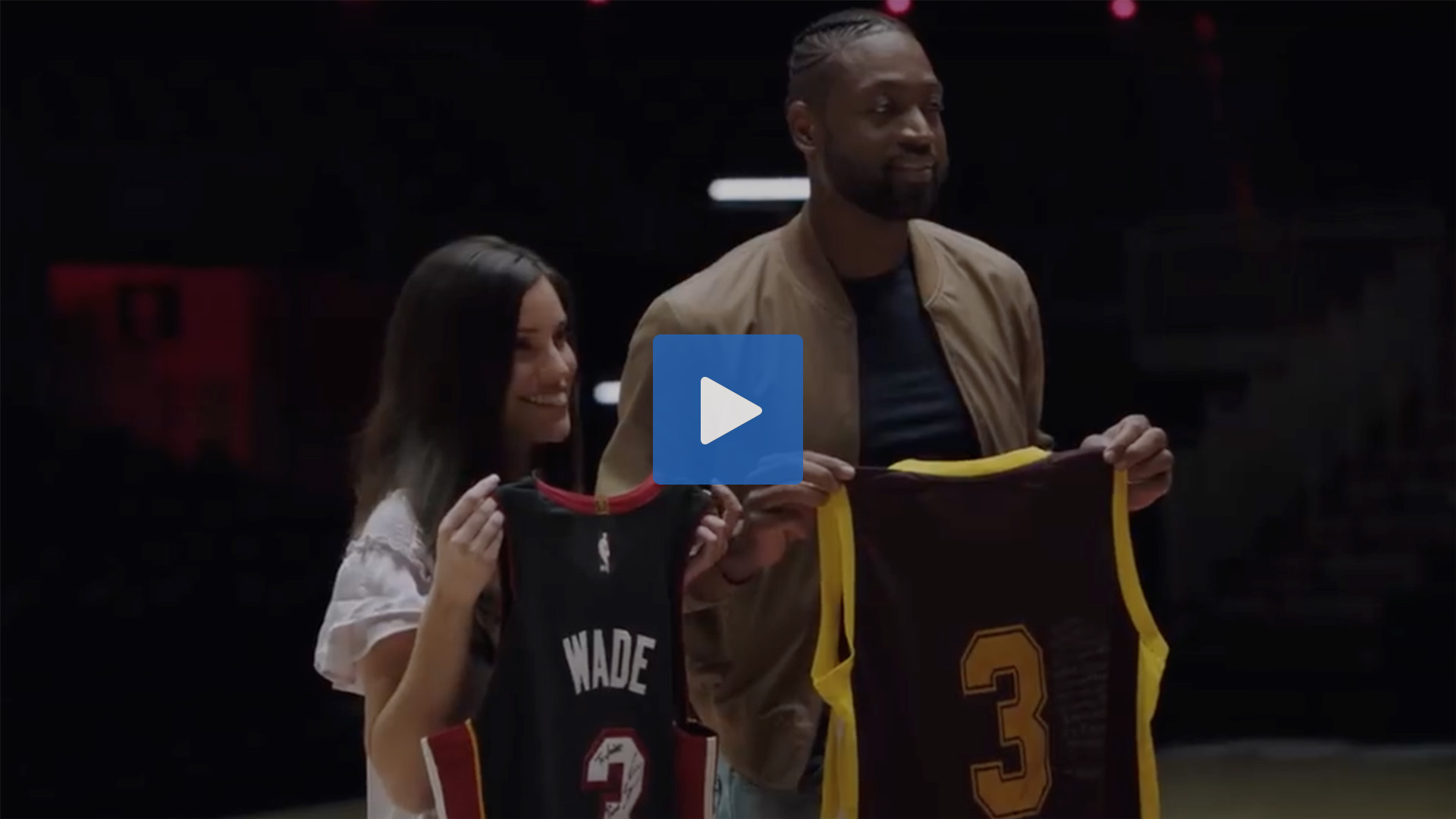 WATCH: Budweiser honours Dwyane Wade's legacy with emotional commercial   Sporting News