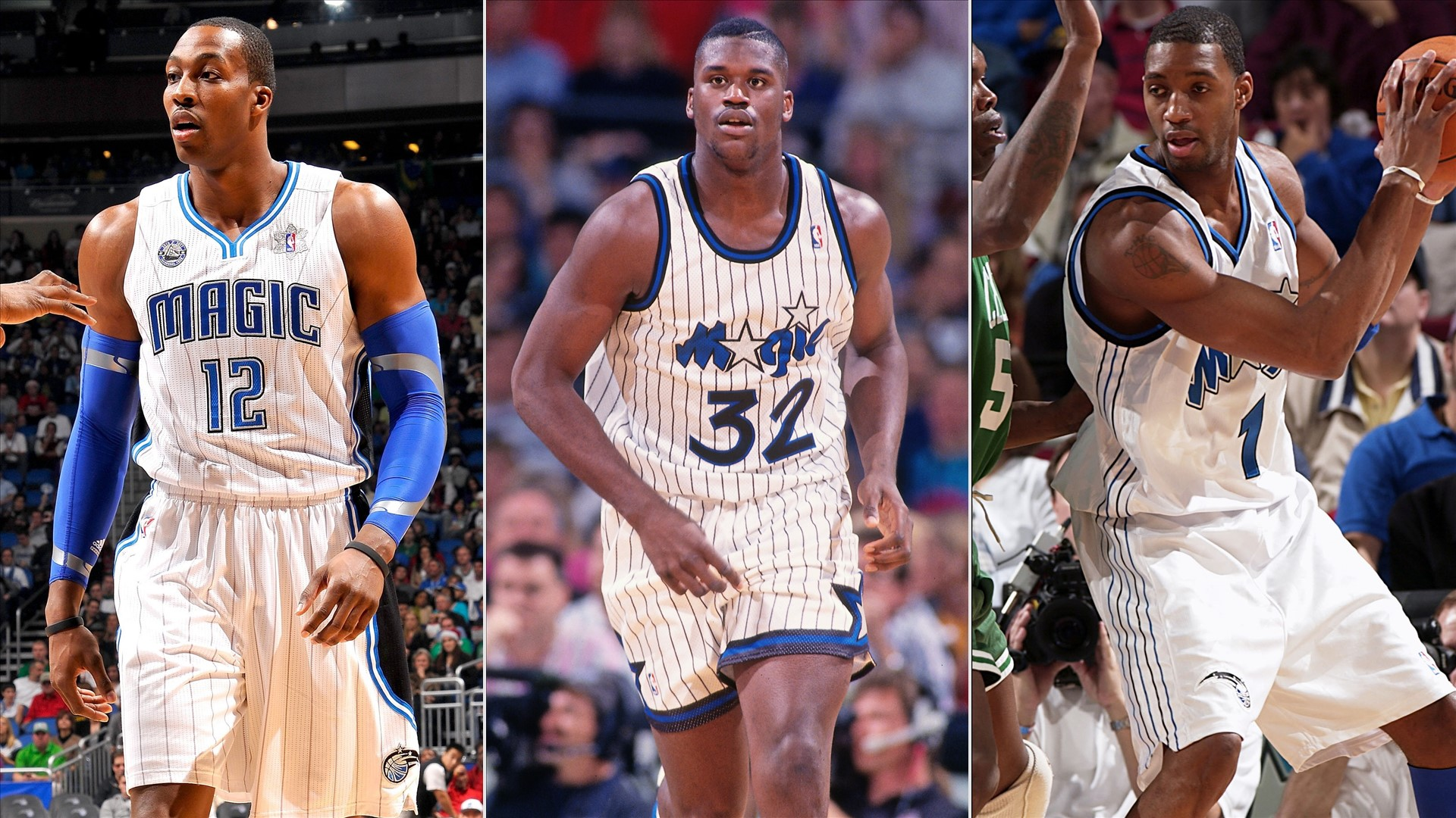 Franchise fantasy draft for the best all-time Orlando Magic team