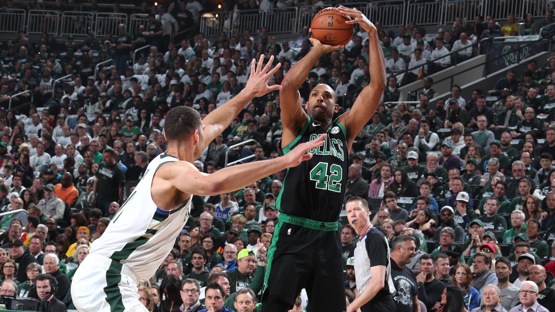 NBA Playoffs 2019: Boston Celtics' Al Horford Earns Player