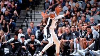Dejounte Murray was primed for a breakout season