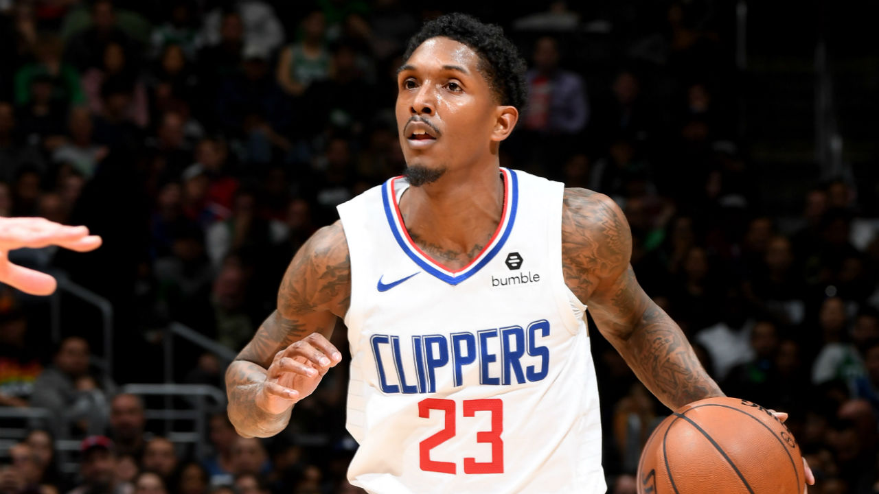 NBA Awards 2019: Los Angeles Clippers' Lou Williams wins Sixth Man of the Year award