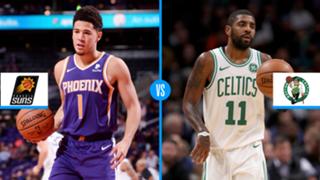 Suns vs Celtics